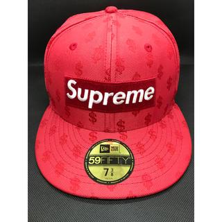 シュプリーム(Supreme)のSupreme Monogram Box Logo NewEra capキャップ(キャップ)
