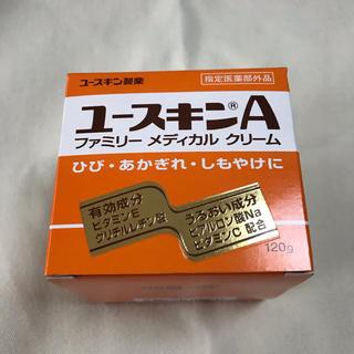 ユースキン(Yuskin)のユースキン製薬 ユースキンA 120g(ハンドクリーム)