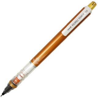 ミツビシエンピツ(三菱鉛筆)の三菱鉛筆 クルトガ スタンダードモデル 0.5mm芯 オレンジ(ペン/マーカー)