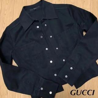 グッチ(Gucci)のグッチ GUCC コットンジャケット(テーラードジャケット)
