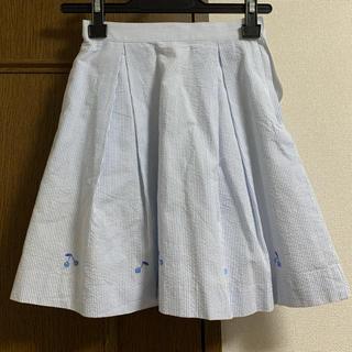 ファミリア(familiar)のスカート ファミリア  120 お受験 さくらんぼ(ドレス/フォーマル)