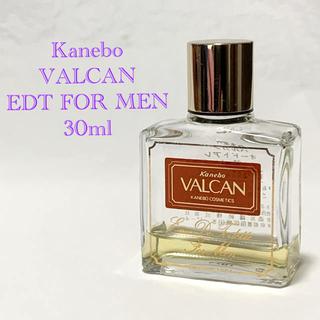 カネボウ(Kanebo)のカネボウ VALCAN バルカン フォーメン EDT 30ml 香水(香水(男性用))