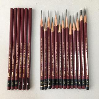 ミツビシエンピツ(三菱鉛筆)の三菱UNI・Hi UNI 鉛筆19本セット(鉛筆)