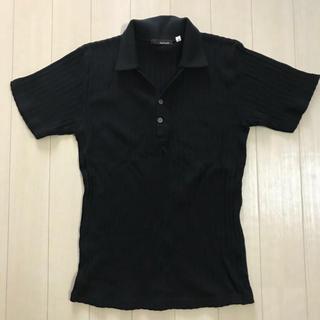 襟付きトップス(Tシャツ/カットソー(半袖/袖なし))