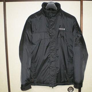 ティンバーランド(Timberland)のTimberland 防寒ジャケット L 黒(ダウンジャケット)