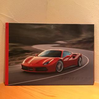 フェラーリ(Ferrari)のFerrariカタログ/488GTB/Portofino/GTC4 Lusso(カタログ/マニュアル)