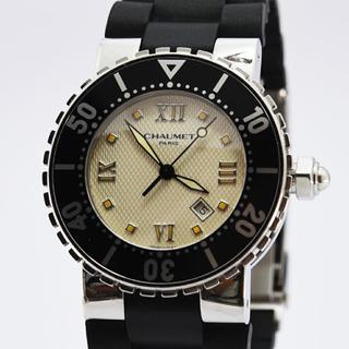 ショーメ(CHAUMET)のショーメ 時計 レディース CHAUMET 自動巻 オートマ クラスワン SS(腕時計)