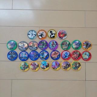 カメンライダーバトルガンバライド(仮面ライダーバトル ガンバライド)のガンバライジング メダル 26枚(特撮)