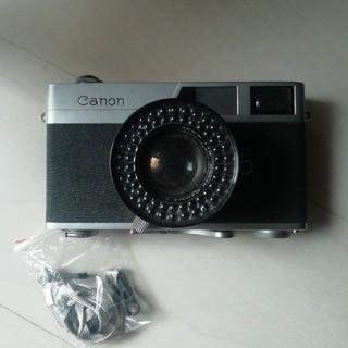 キヤノン(Canon)のCanon キャノネット フィルムカメラ(フィルムカメラ)
