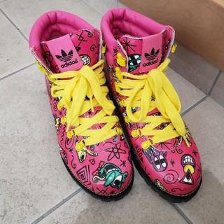 アディダス(adidas)のアディダス ジェレミースコット (ブーツ)