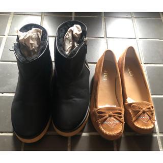 レプシィム(LEPSIM)のブーツ パンプス まとめ売り(ブーツ)