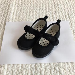 プティマイン(petit main)のpetit main 女の子 靴 15㎝(スニーカー)
