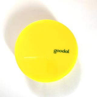 goodal 丸 ケース(パック/フェイスマスク)