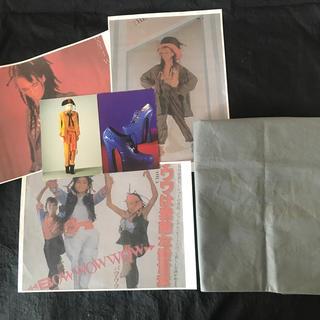 ヴィヴィアンウエストウッド(Vivienne Westwood)の✨Vivienne激レア☆ポストカード2枚☆不織布袋デカロゴ✨(写真/ポストカード)
