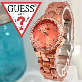 ゲス(GUESS)の104 ゲス時計 レディース腕時計 新品電池 GUESS(腕時計)