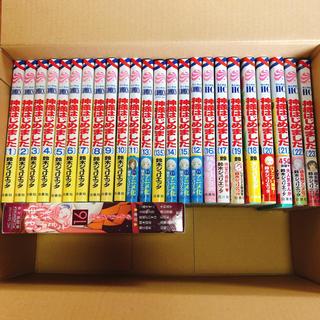 ハクセンシャ(白泉社)の神様はじめました 1〜23 ファンブック13.5巻 アニメDVD付16巻(少女漫画)