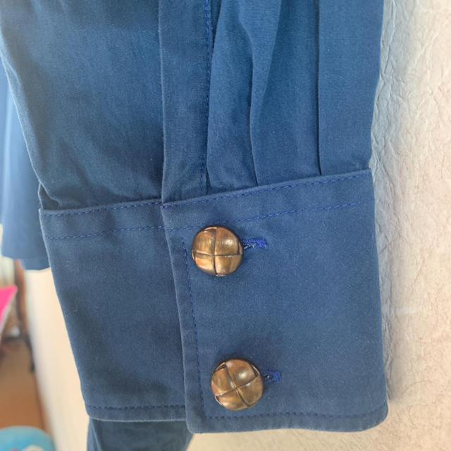 A.P.C(アーペーセー)のA.P.C コットンプルオーバーシャツ S レディースのトップス(シャツ/ブラウス(長袖/七分))の商品写真
