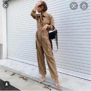 SeaRoomlynn - ポケットワークジャンプスーツ