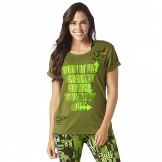 ズンバ(Zumba)のZumba ズンバ TシャツM Sale(Tシャツ(半袖/袖なし))