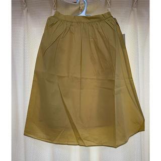 エヘカソポ(ehka sopo)のGRL エヘカソポ スカート 新品未使用タグ付き(ひざ丈スカート)