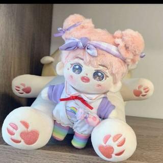 セブンティーン(SEVENTEEN)のnct dream nct127 テヨン ぬいぐるみ ドール 人形 15cm(ぬいぐるみ)