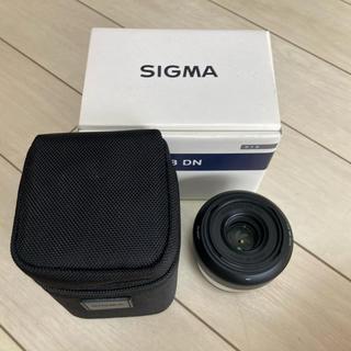 SIGMA - シグマ SIGMA 単焦点レンズ Art 60mm F2.8 DN シルバー