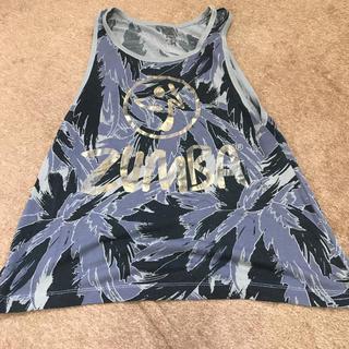 ズンバ(Zumba)のZUMBAウエア ゴールド(トレーニング用品)
