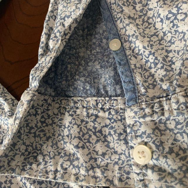 GAP(ギャップ)のGAP 花柄 ボタンダウン シャツ XS メンズのトップス(シャツ)の商品写真