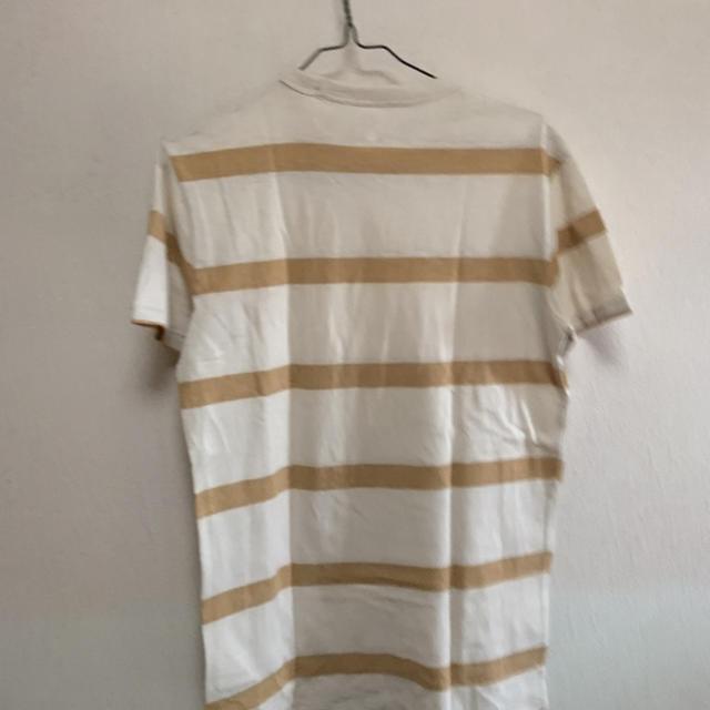 GAP(ギャップ)のGAP ボーダーTシャツ XS メンズのトップス(Tシャツ/カットソー(半袖/袖なし))の商品写真