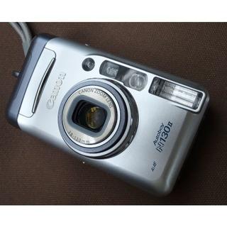 キヤノン(Canon)のキャノン オートボーイ N130Ⅱ フィルム・電池付き(フィルムカメラ)