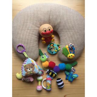 サッシー(Sassy)の授乳クッション ベビー おもちゃ まとめ売り(その他)
