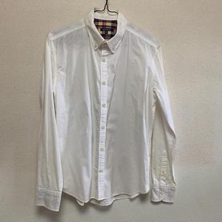 アバハウス(ABAHOUSE)のABAHOUSE ボタンダウンシャツ M(シャツ)