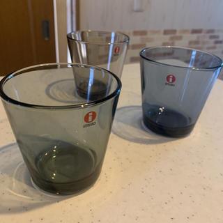 イッタラ(iittala)のイッタラ カルティオ グラス 1月のみお値下げ❣️(グラス/カップ)