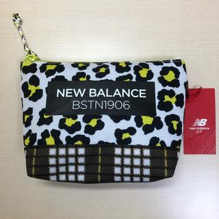 ニューバランス(New Balance)のニューバランス ゴルフ  ポーチ 新品タグ付き(バッグ)