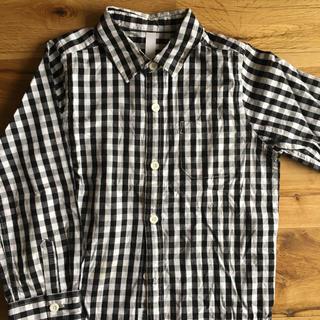 アーバンリサーチ(URBAN RESEARCH)のキッズ カッターシャツ風(Tシャツ/カットソー)