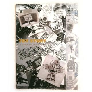 トイストーリー(トイ・ストーリー)のトイストーリー 20周年 5ポケット クリアファイル バズ ウッディ エイリアン(クリアファイル)