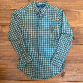 ポロラルフローレン(POLO RALPH LAUREN)のポロラルフローレン コットン ボタンダウンシャツ(シャツ)