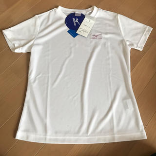 ミズノ(MIZUNO)のミズノ ワンポイントトレーニングTシャツ(ウォーキング)
