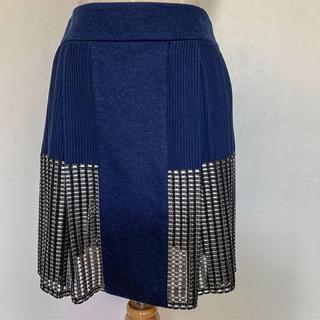 バーニーズニューヨーク(BARNEYS NEW YORK)のパコラバンヌ paco rabanne スカート (ミニスカート)