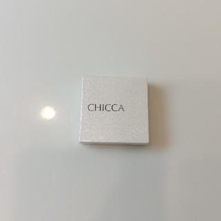 カネボウ(Kanebo)のCHICCA ニュアンスカラーリッド EX01 ピンク&スター(アイシャドウ)