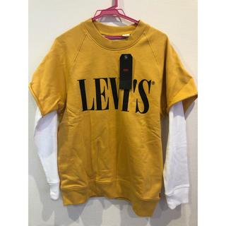リーバイス(Levi's)の【新品未使用タグ付き】LEVI'S トレーナー スウェット(トレーナー/スウェット)