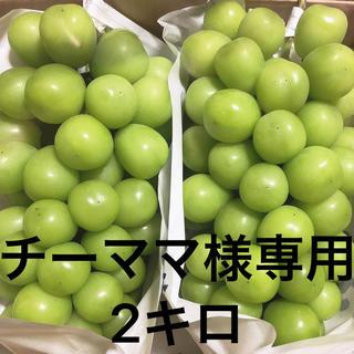 チーママ様専用 2キロ(フルーツ)