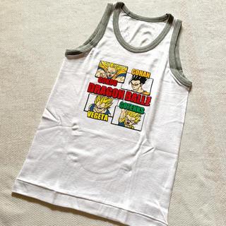 ドラゴンボール(ドラゴンボール)のkids ランニングシャツ 130 新品(下着)