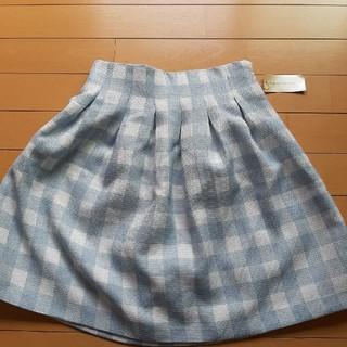 ミスティウーマン(mysty woman)の新品 スカート(ひざ丈スカート)