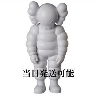 メディコムトイ(MEDICOM TOY)の新品未開封 KAWS WHAT PARTY WHITE MEDICOM TOY(キャラクターグッズ)