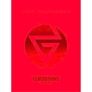 ジェネレーションズ(GENERATIONS)のGENERATIONS ベストアルバム(ミュージック)