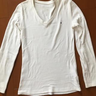 トミーヒルフィガー(TOMMY HILFIGER)のトミーフィルフィガー 長袖Tシャツ 訳あり(Tシャツ(長袖/七分))