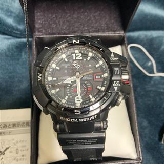 ジーショック(G-SHOCK)のG-SHOCK スカイコックピット GW-A1100-1AJF(腕時計(アナログ))