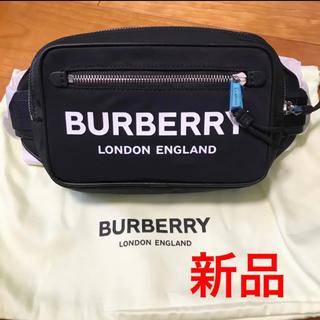 BURBERRY - 新品 バーバリー ボディバッグ ブラック