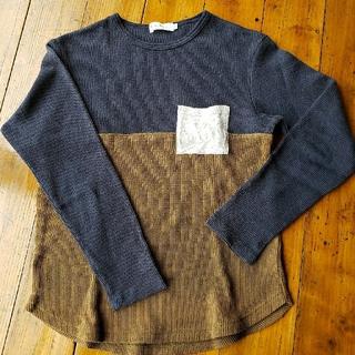 タケオキクチ(TAKEO KIKUCHI)のロンT 150cm(Tシャツ/カットソー)